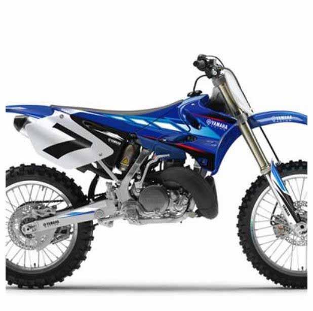 Yamaha Racing Strobe Graphics Set