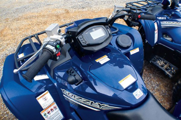 Grizzly 700 eps 2018 excite motorsports for 2018 yamaha grizzly 700 specs