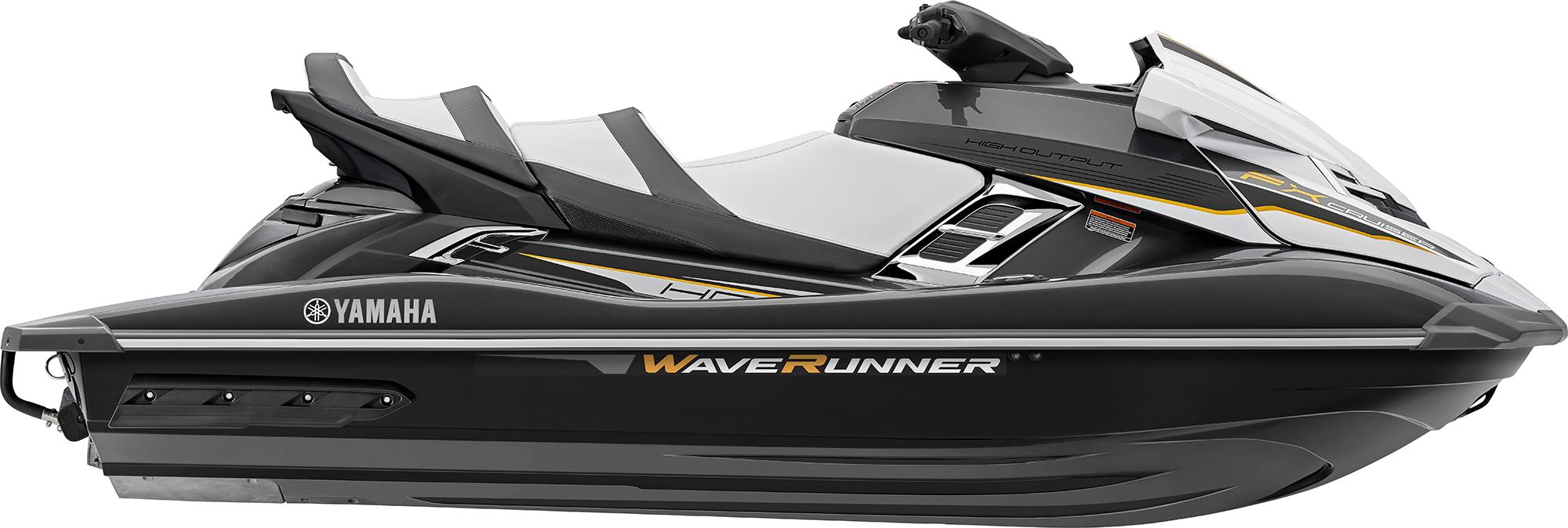 Yamaha Waverunner Fx Ho Oil