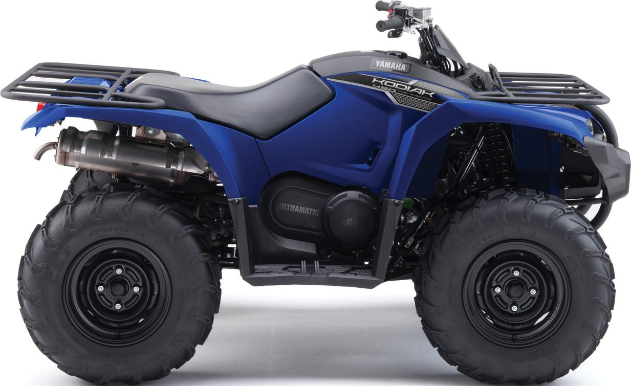 Kodiak 450 4wd non pwr steer 2018 excite motorsports for Yamaha kodiak 450